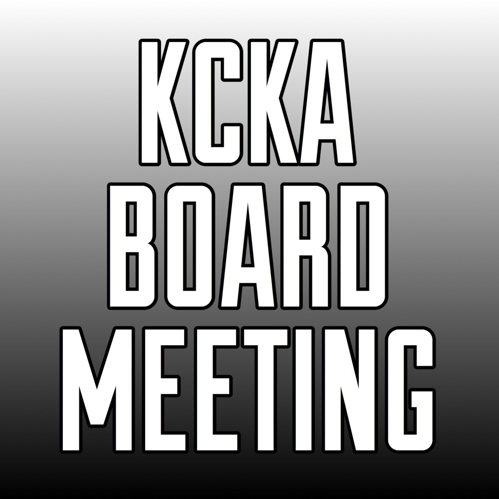 KCKA Club Meeting