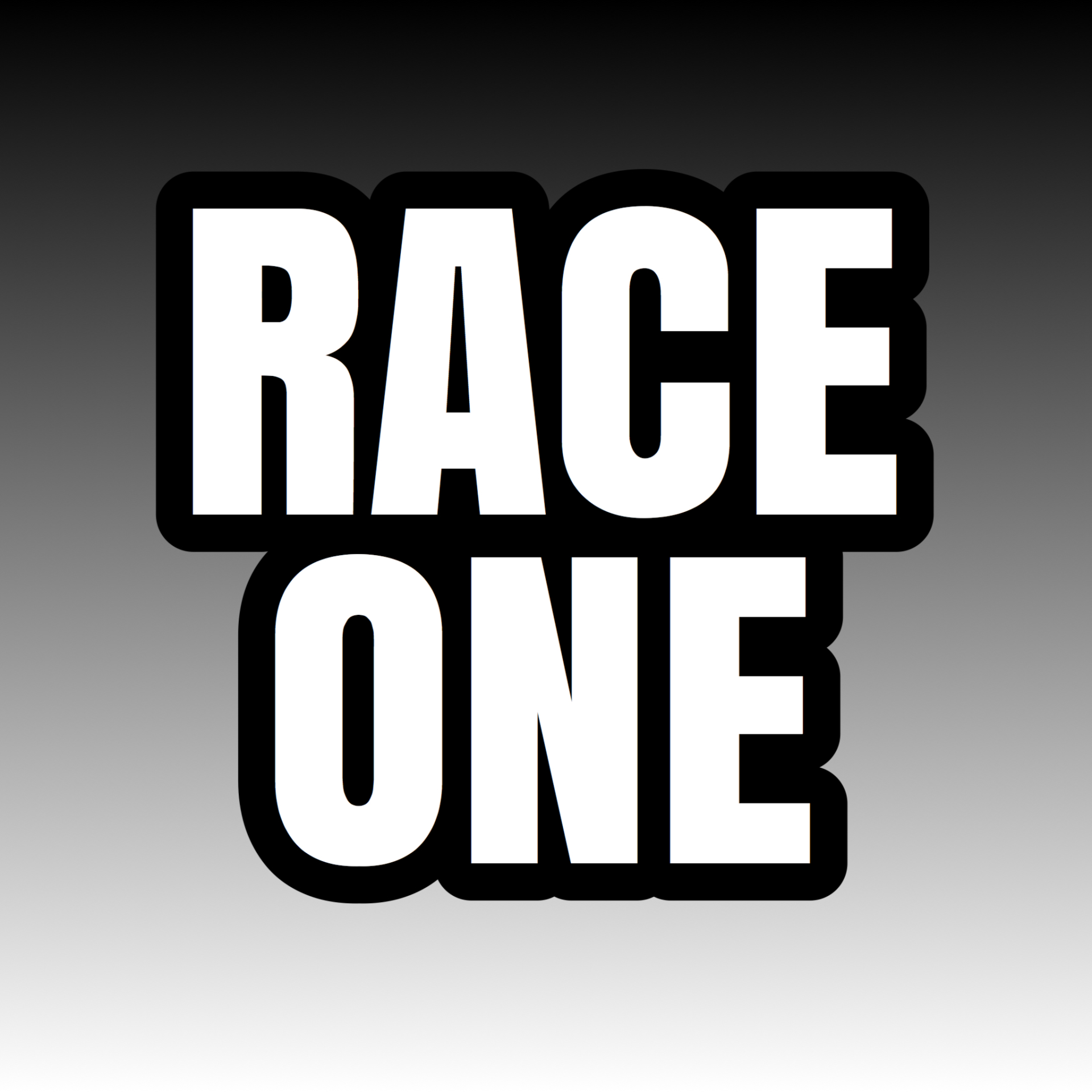 Race One is on April 14th!
