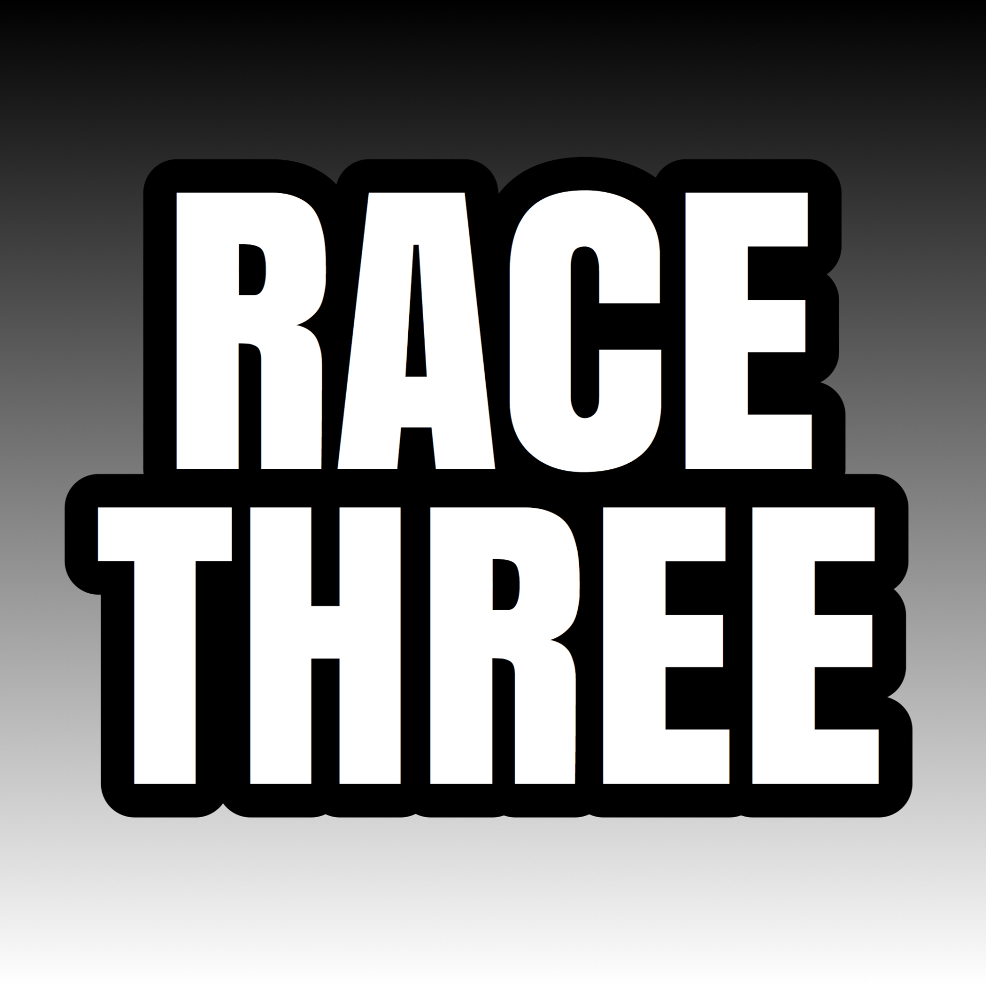 Race Three is on May 19th!